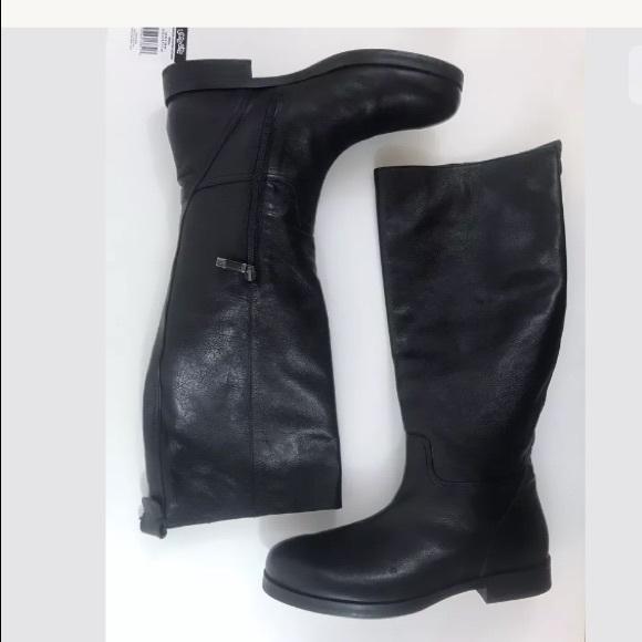 Alberto Fermani Af Knee High Boots